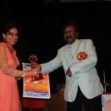 Received the Bharat Excellence Award for Outstanding and Extraordinary Achievement