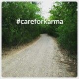 What is #careforkarma?