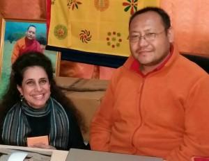 Rimpoche Thamched Khenpa