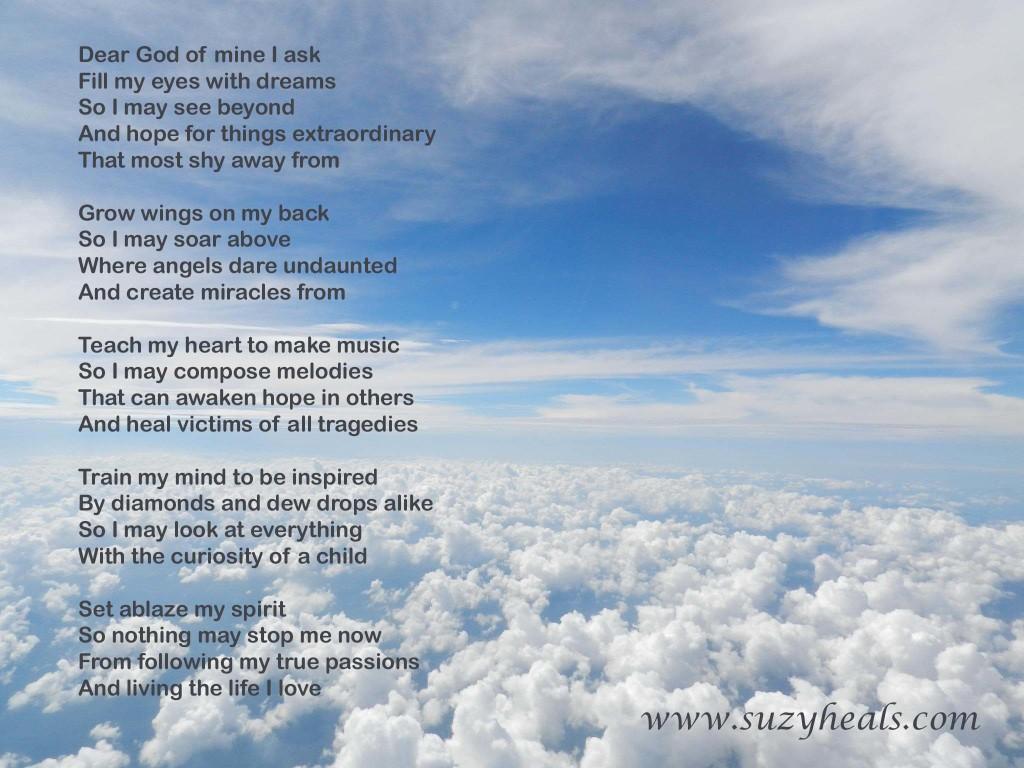 bringing Joy To Life Prayer