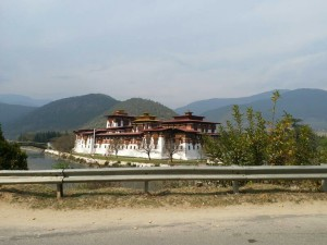 zong bhutan